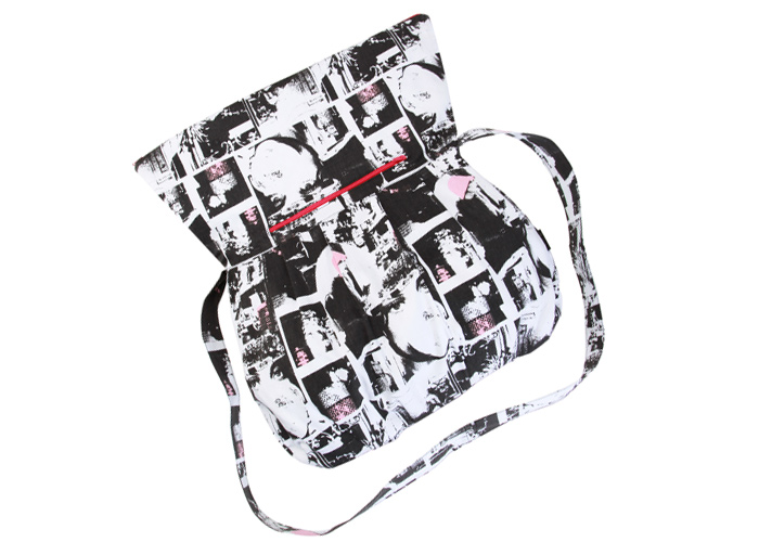 Como No<br>Bag Form + Canvas Print<br>Femmes