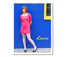 Lucia<br>Lookbook Photography