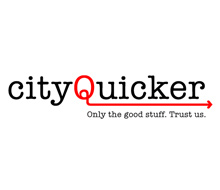 CityQuicker<br>Logo Design