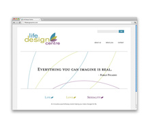 Life Design Centre<br />Website