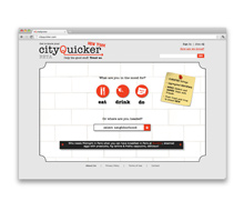 CityQuicker<br />Website