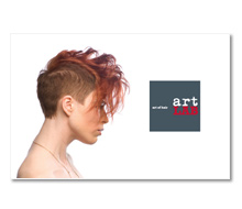 Artlab Salon<br />Print Collateral