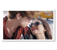 <em>Naomi & Ely's No Kiss List</em><br>Starring Victoria Justice<br>Set Artwork + Prop Graphics