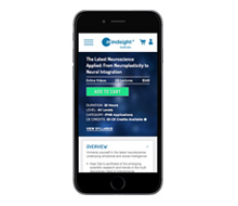 Mindsight Institute <br>Mobile Site Design