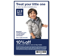 Gap Inc.<br>Print + In-Store+ Digital<br>Marketing